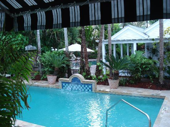 Marquesa Hotel : another stunning pool