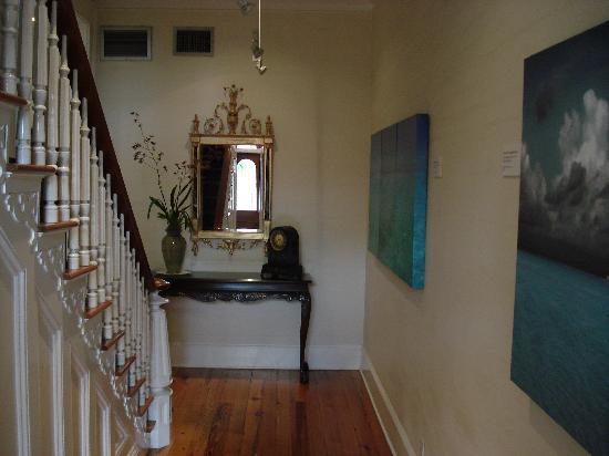 Marquesa Hotel : foyer