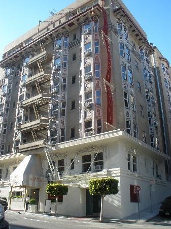 Executive Hotel Vintage Court San Francisco Ca