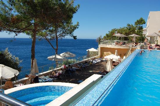 Akrotiri Beach Hotel Paleokastritsa Corfu