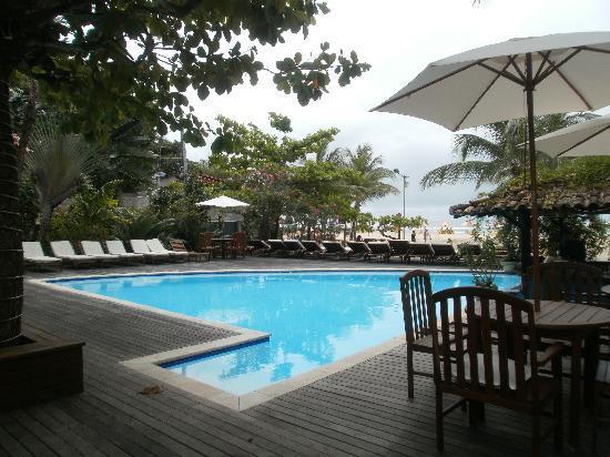 Villa das Pedras Pousada: piscina