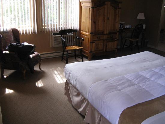 Miller Park Lodge: Very, very comfortable and quiet