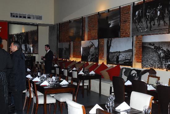 La Mas Bonita : The Restaurant