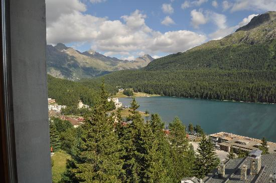 Hotel Languard: View of lake from room