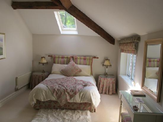 Afon Gwyn Country House: Our room