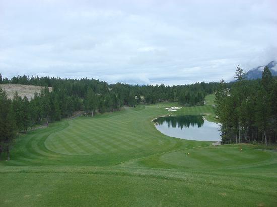 Copper Point Golf Club : Hole #14