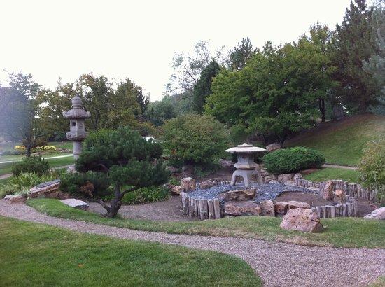 International Peace Gardens At Jordan Park Salt Lake City