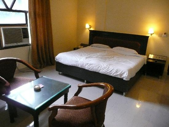 Hotel Pushp Villa : Large, comfortable rooms