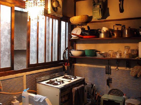 Kazariya: 共同キッチン