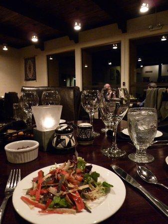 Metate Room: レストラン内