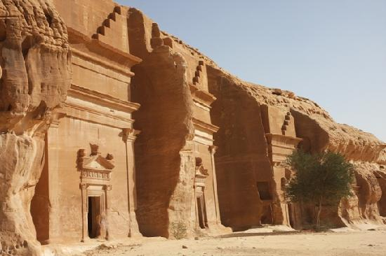 madain saleh impression picture of al hijr. Black Bedroom Furniture Sets. Home Design Ideas
