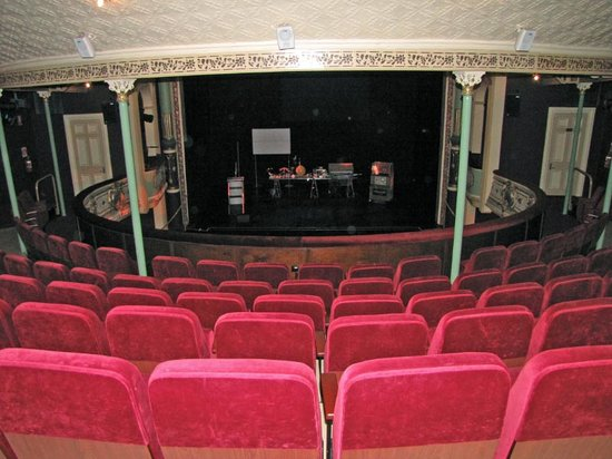 Theatre Royal Hobart (Photo by Think Tasmania)