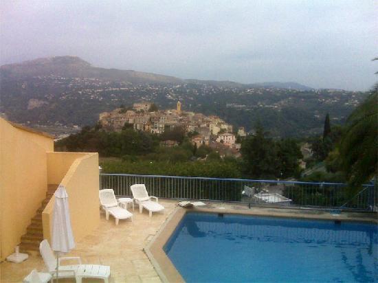 Panorama depuis Escale d'Azur en septembre 2010
