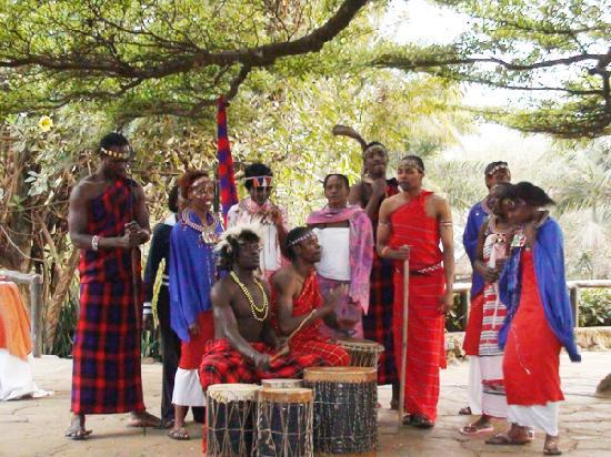 Safari Park Hotel: A Group Performing for Conference Delegation
