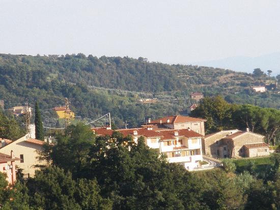 Hotel Bellavista : San Baronto