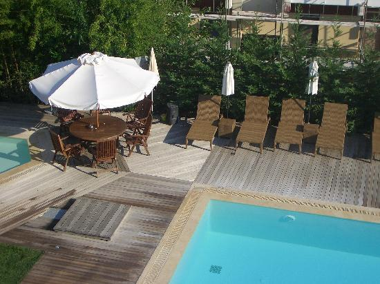 Corfu Mare Boutique Hotel: view from room