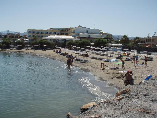Beach Club Aphrodite: The hotel