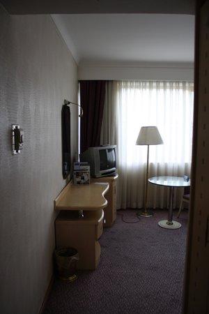Hotel Altinel Ankara: Entry to the room