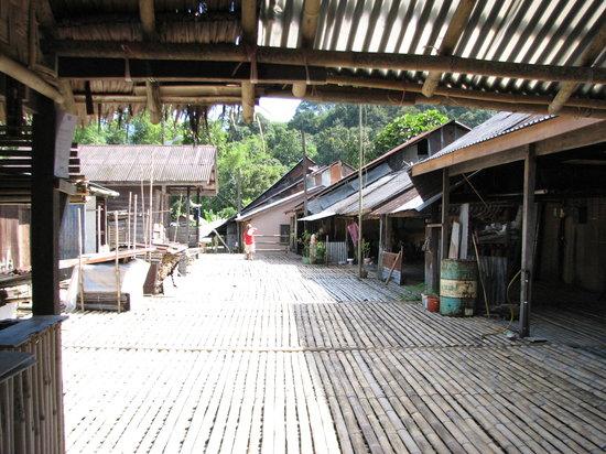 Annah Rais Longhouse Adventure