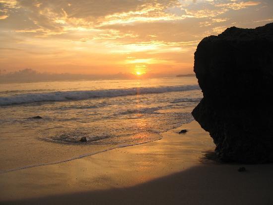 Nihi Sumba: Sumba sunset