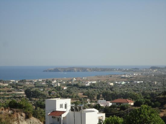 Rodos Star Hotel: View from our room