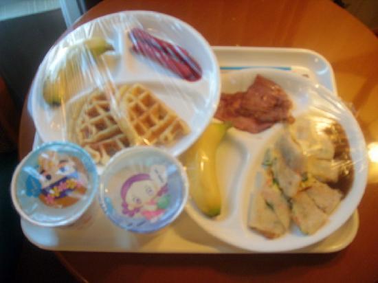 CJ Hotel: breakfast