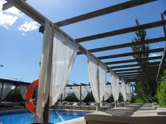 Zafiro Palmanova: Over 18's Relax area