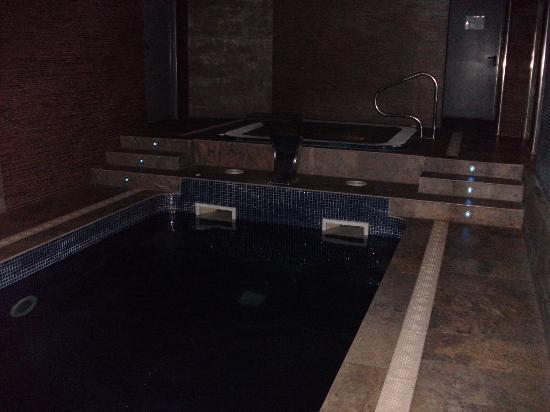 Hotel Acacias Suites & Spa: inside pool