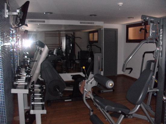 Hotel Acacias Suites & Spa: gym