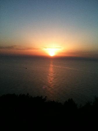 Hotel Eden: Sunset