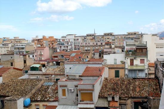 Albergo Atheneum: view from the balcony 1