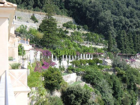 NH Collection Grand Hotel Convento di Amalfi : Mönchsgang