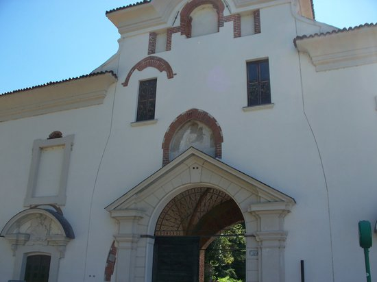 Abbazia di Chiaravalle