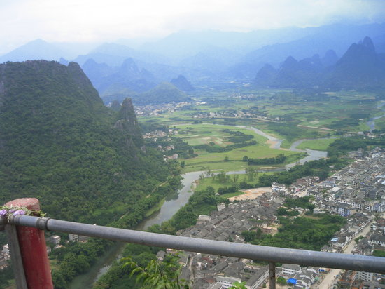 Guilin Laozhai Mountain
