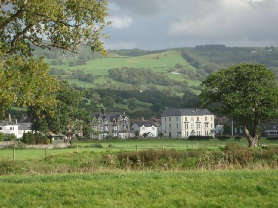 Llanrwst, UK : The Meadosweet Hotel