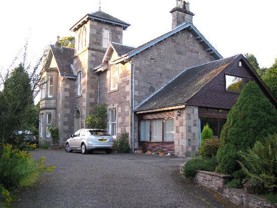 Kilronan House: Exterior de la casa
