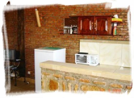 Hotel Restaurant VAYA Appartements : Vaya Appartements, Cuisine-Bar