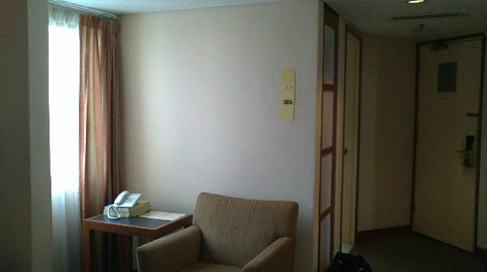 The Plaza Hotel Kuala Lumpur: Room View