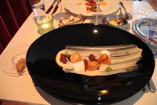 Kosta Boda Art Hotel: Bon appetit