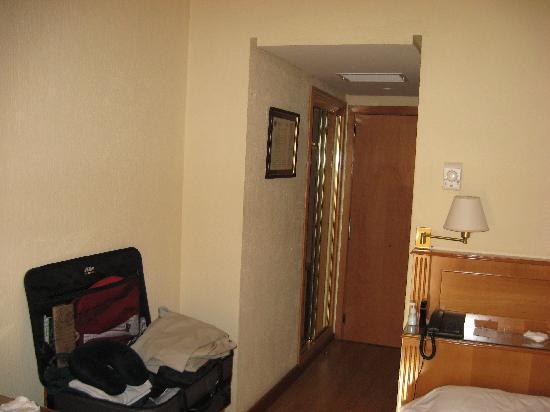 Hotel Trafalgar: Shot of room
