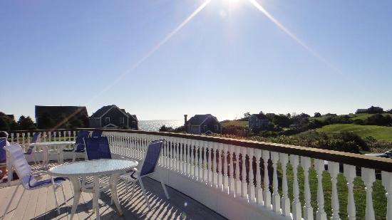 Rose Farm Inn: Beautiful ocean view