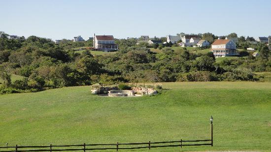 Rose Farm Inn: Over 20 acres to enjoy