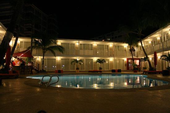 Decameron Los Delfines : View of pool