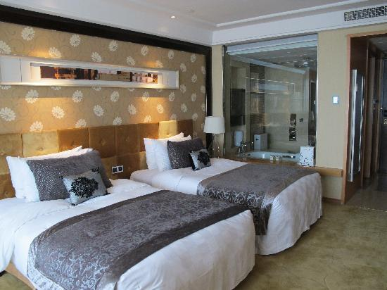 Bohao Radegast Hotel Beijing: big room