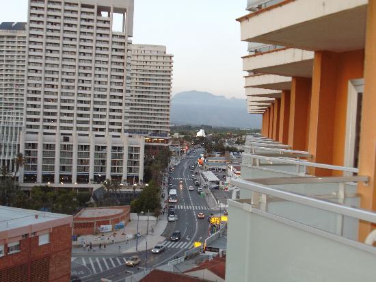 MedPlaya Hotel Regente: balcony view