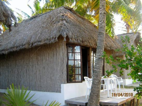 Barra Lodge : Basic Casita
