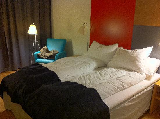 Thon Hotel Kirkenes: Bed