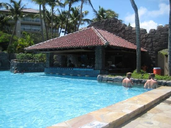 Hyatt Regency Aruba Resort and Casino : Balashi Pool Bar