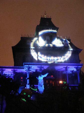 Disneyland Park: Haloween