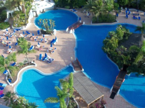 SENTIDO Gran Canaria Princess : the lovely pool